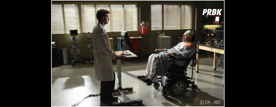 Grey's Anatomy saison 10, épisode 6 : Derek face à un patient