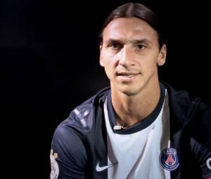 Zlatan Ibrahimovic a donné sa première interview en français avant le match OM-PSG du 6 octobre 2013