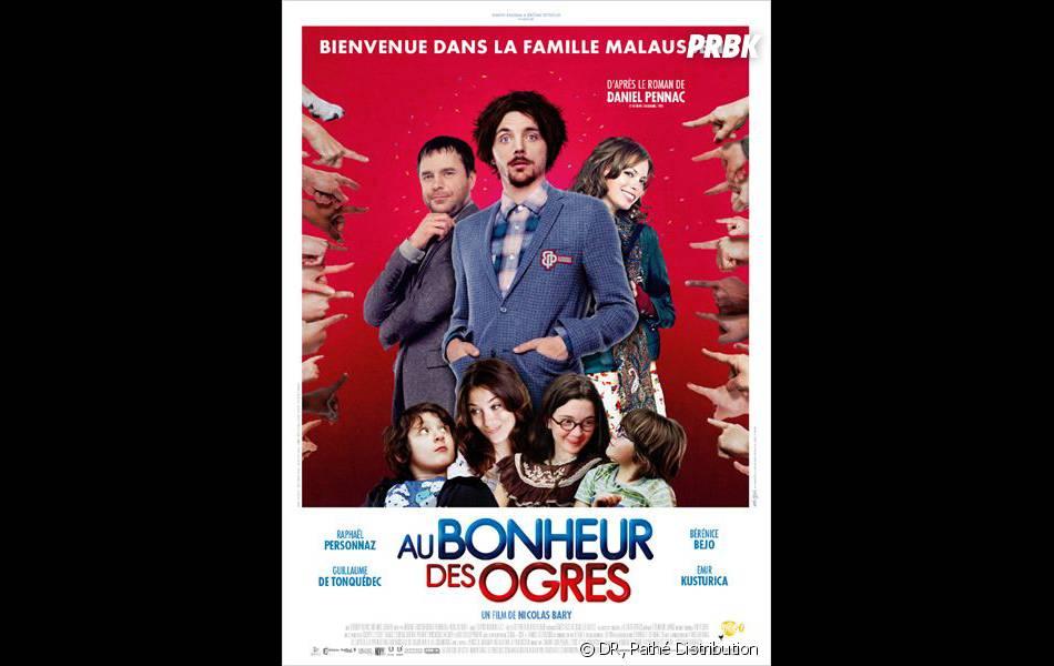Au bonheur des ogres, un film avec Raphaël Personaz et Bérénice Béjo
