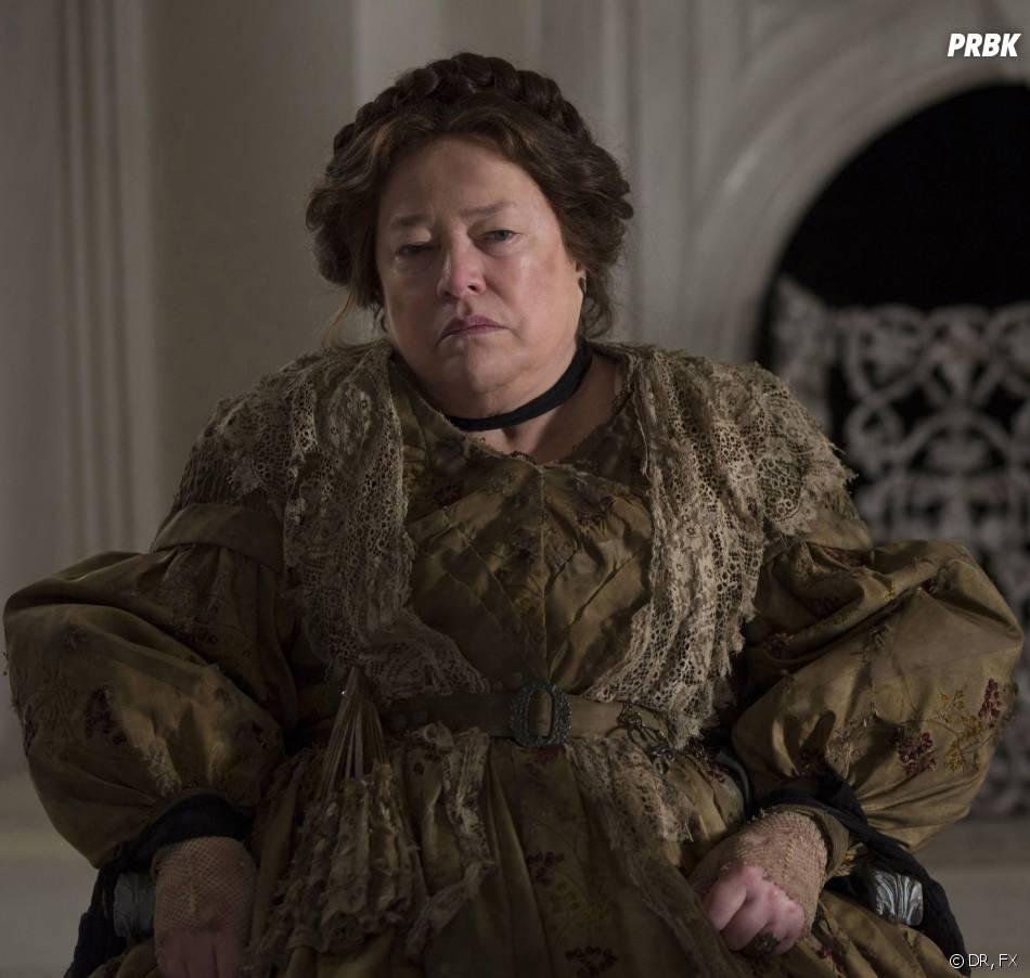 American Horror Story saison 3, épisode 2 : Kathy Bates joue Madame LaLaurie