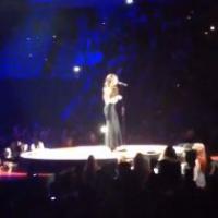 Selena Gomez en larmes sur scène... à cause de Justin Bieber ?