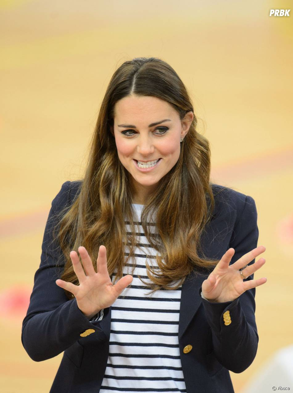 Kate Middleton plus mince que jamais, le 18 octobre 2013 à Londres