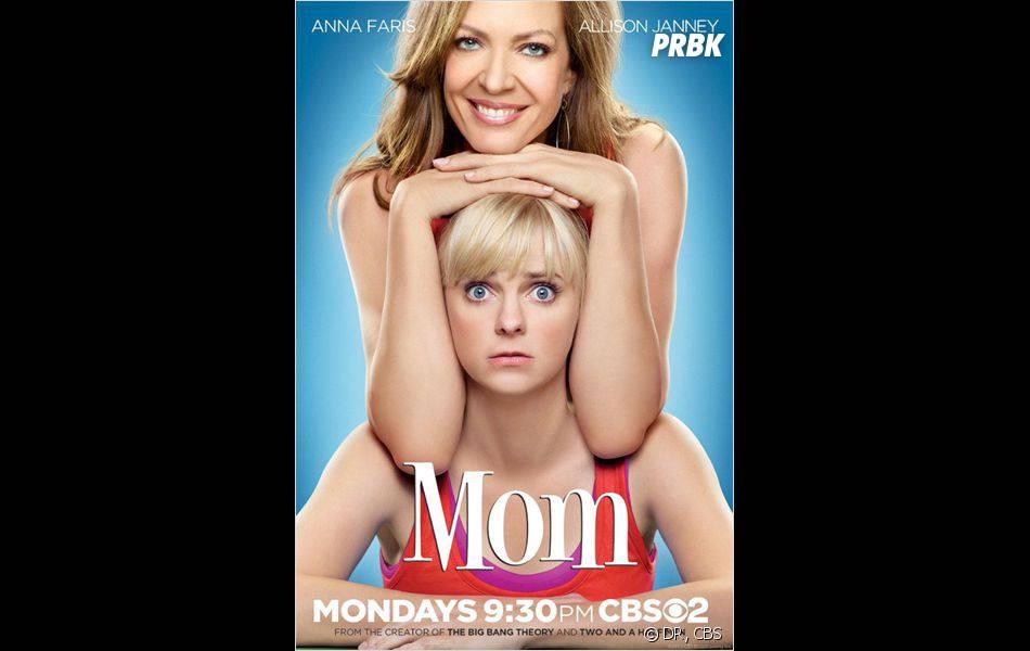 Mom : une saison 1 complète sur CBS