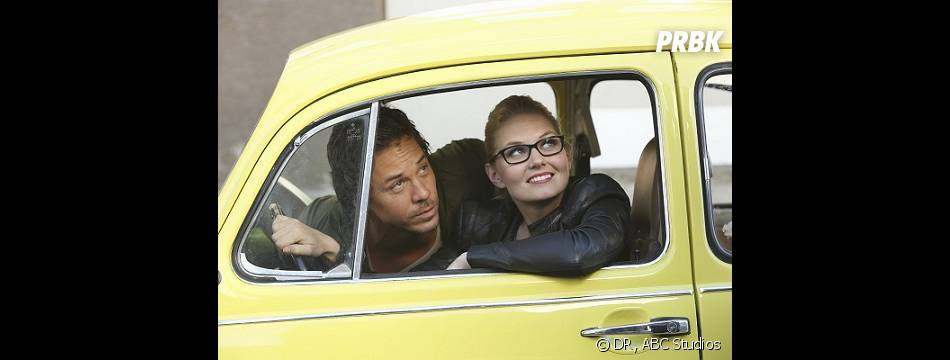 Once Upon a Time saison 3 : Neal et Emma