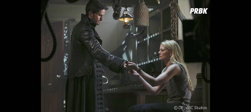 Once Upon a Time saison 3 : Emma et Hook