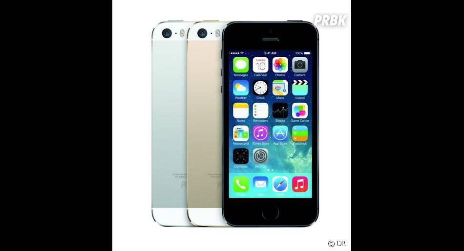 iPhone 5S est sorti le 20 septembre à partir de 599€