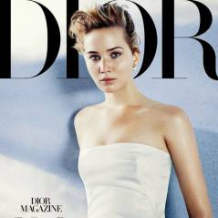 Jennifer Lawrence au naturel pour Dior Magazine