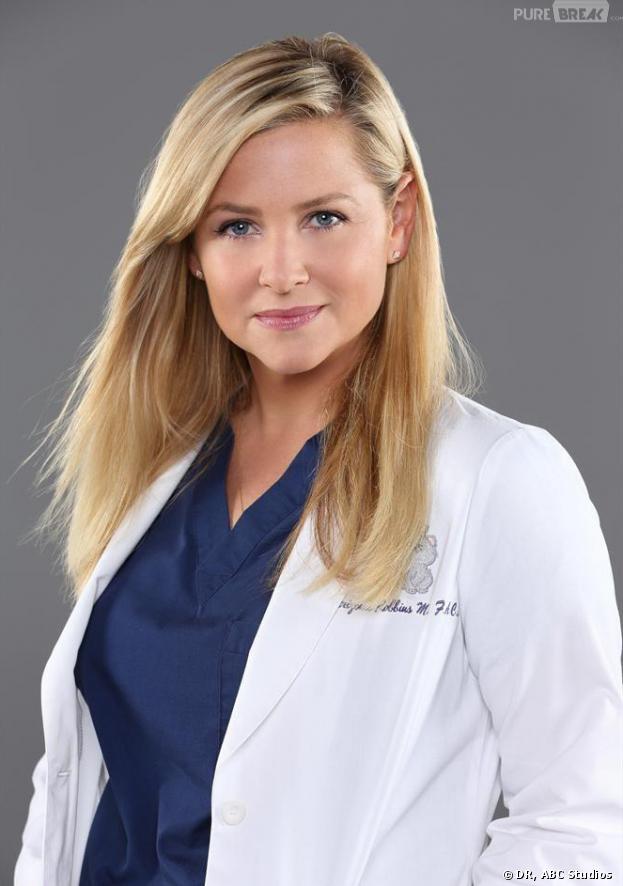 """Grey's Anatomy saison 10 : Jessica Capshaw se confie sur la """"relation"""" Arizona/Leah"""