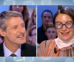 Alessandra Sublet se moque d'Enora