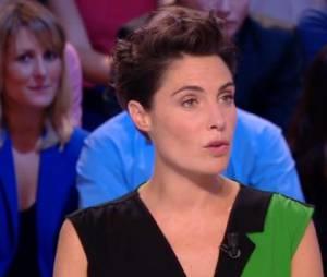 Alessandra Sublet : prête à faire la paix ?