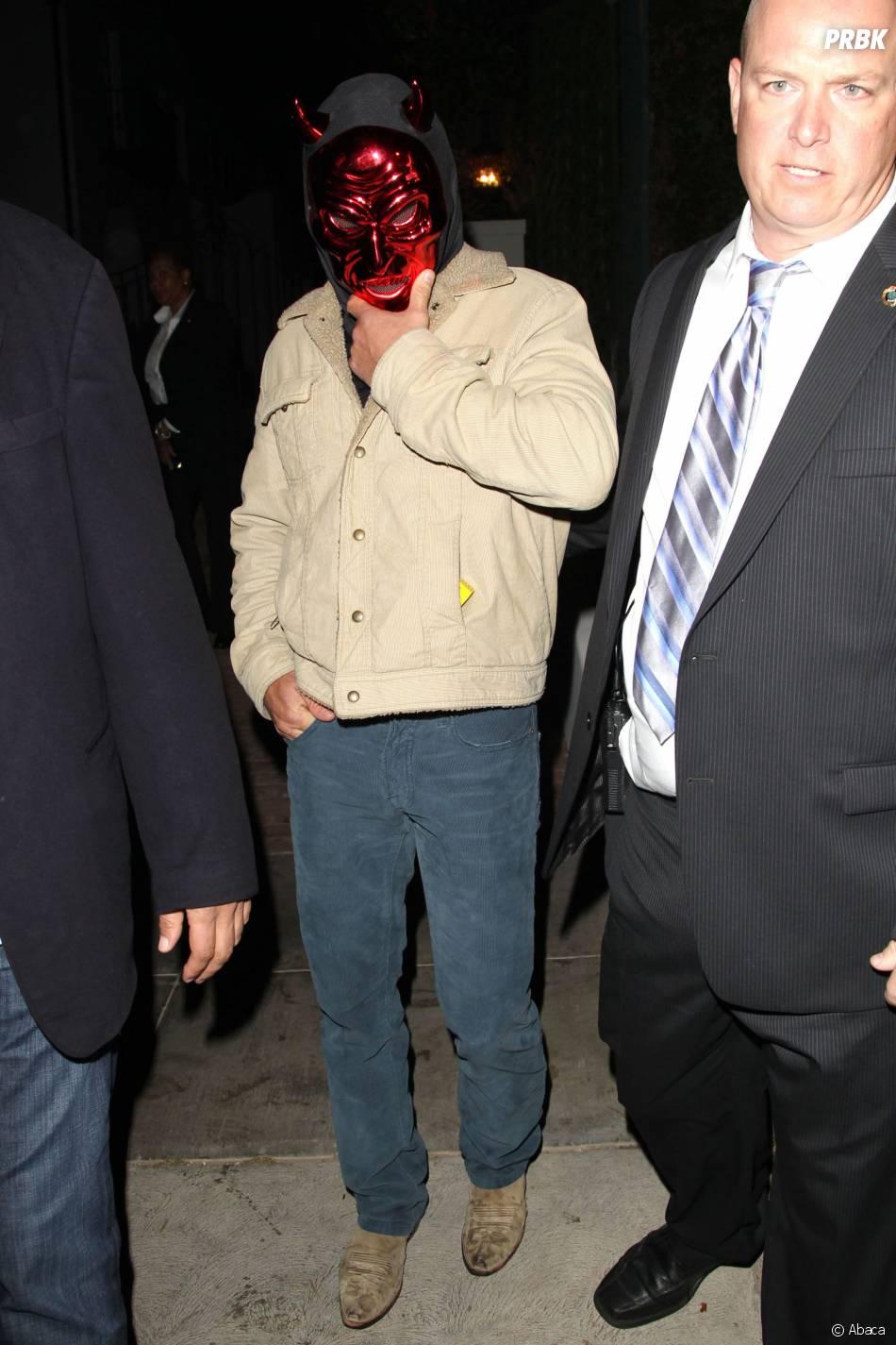 Sean Penn ne s'est pas foulé le 25 octobre, à Los Angeles