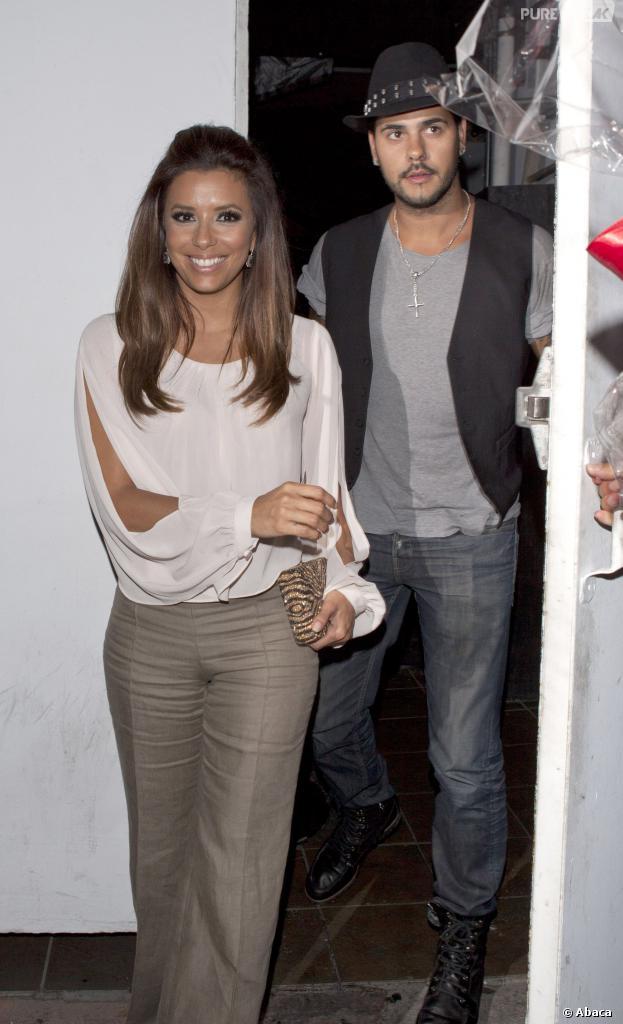Eva Longoria et Eduardo Cruz de nouveau en couple