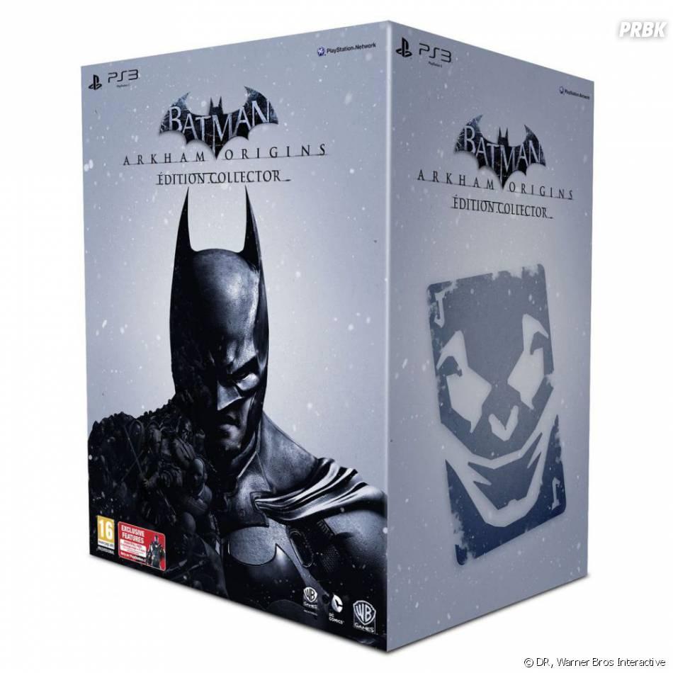 Batman Arkham Origins : la version collector sur PS3