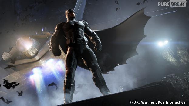 Test Batman Arkham Origins : les nouvelles aventures de Batou sont sorties le 25 octobre 2013 sur Xbox 360, PS3 et PC