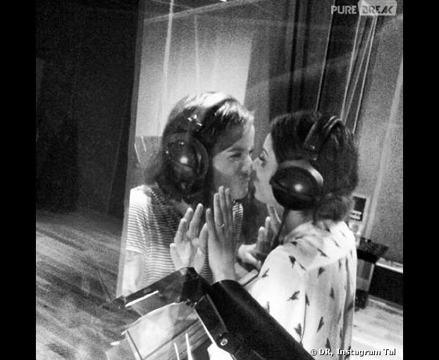 Danse avec les stars 4 : Tal et Alizée ont enregistré un duo