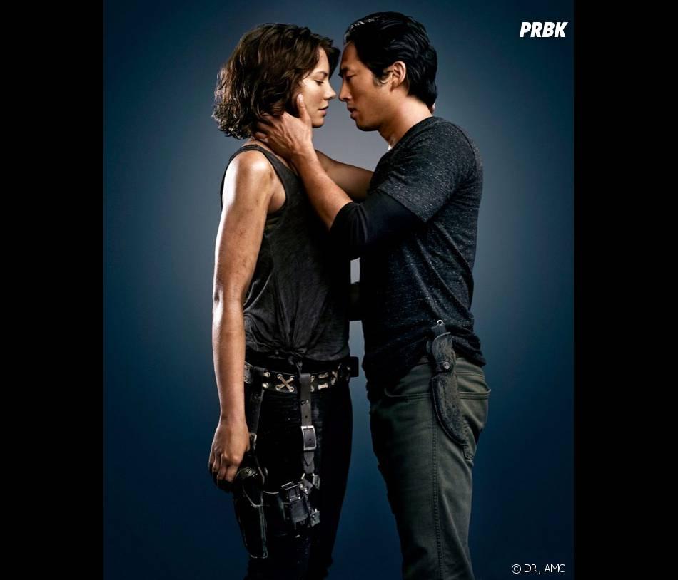 The Walking Dead saison 5 : un autre couple après Gleen et Maggie ?
