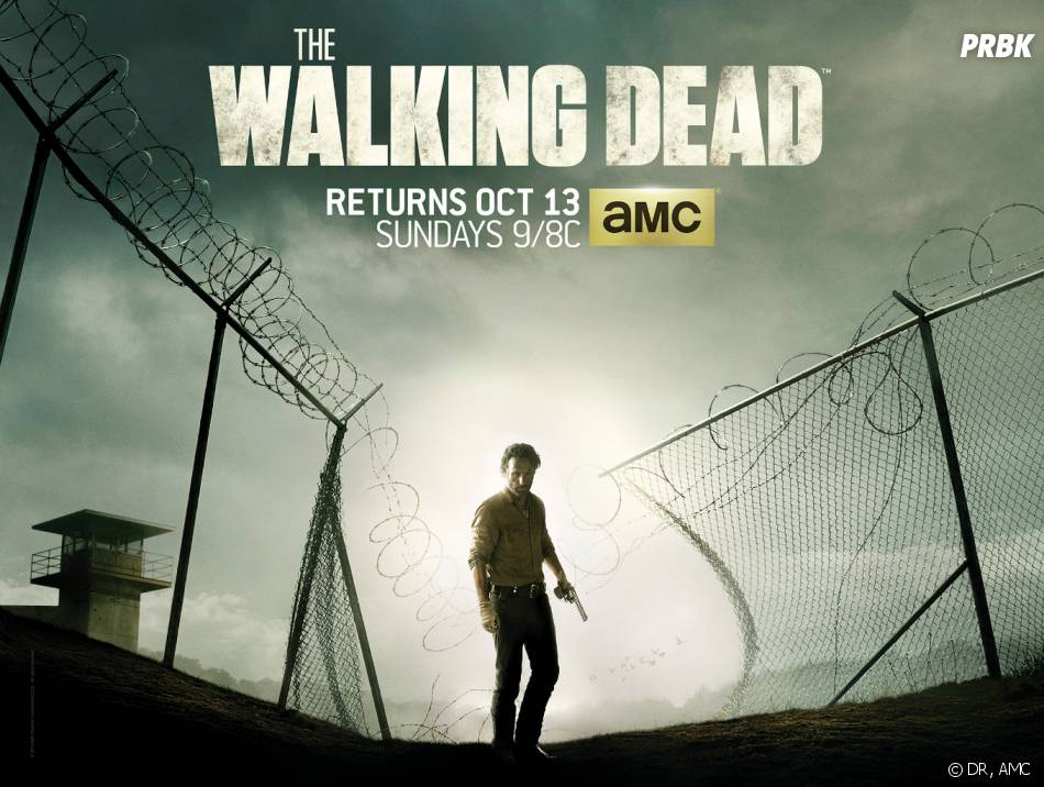 The Walking Dead saison 5 : une division du groupe ?