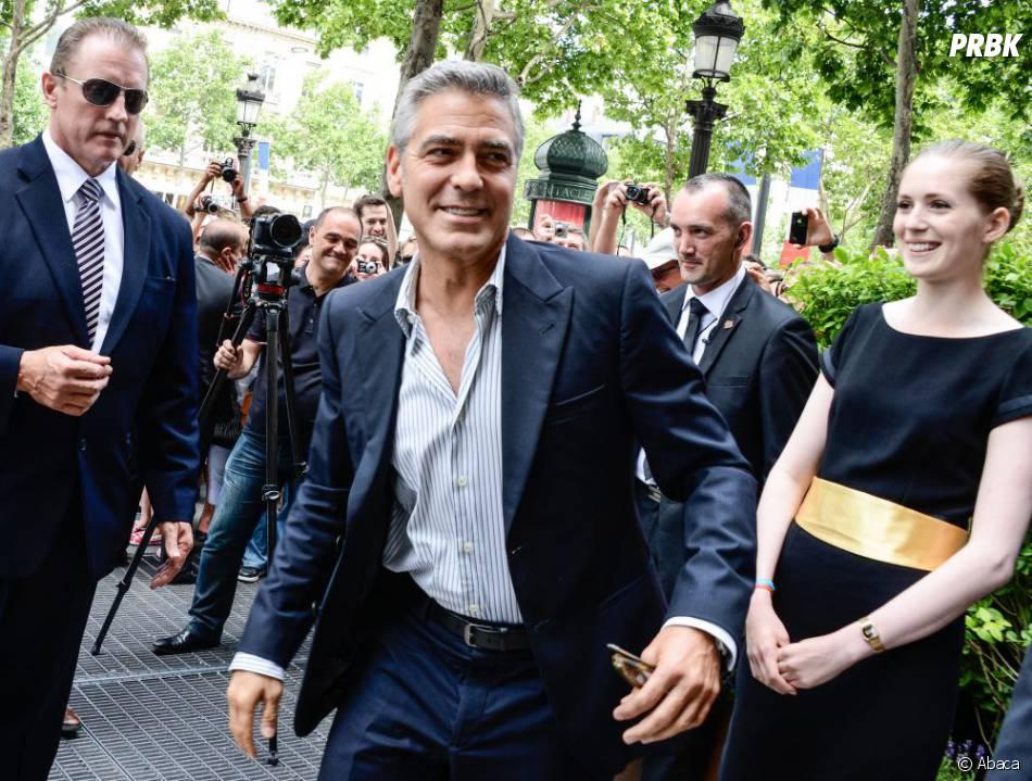 George Clooney dément les rumeurs de flirt avec Monika Jakisic, Katie Holmes et les autres