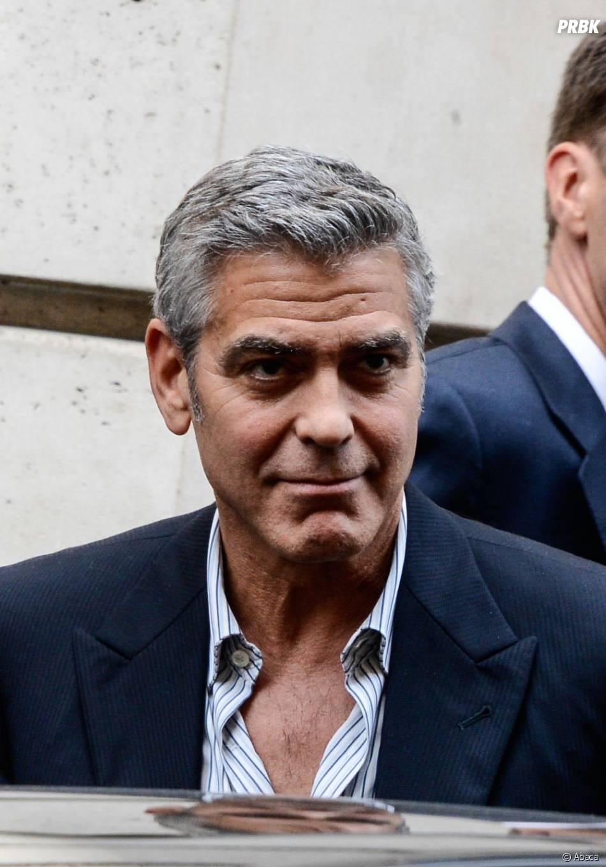 George Clooney assure être célibataire