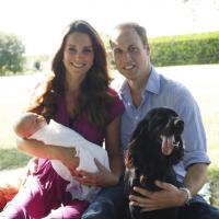 Kate Middleton : bientôt un petit frère ou une petite soeur pour George ?