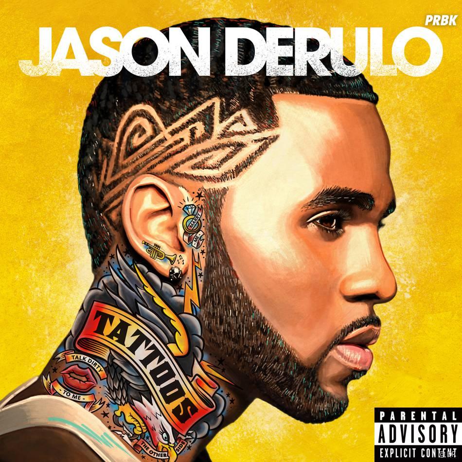 """Jason Derulo : """"Tattoos"""" son nouvel album est sorti le 23 septembre 2013"""