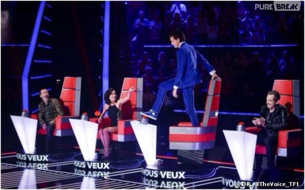 The Voice 3 : Mika fait le show