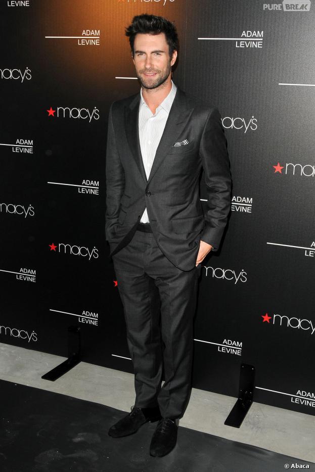 Adam Levine : homme le plus sexy de 2013 selon People ?
