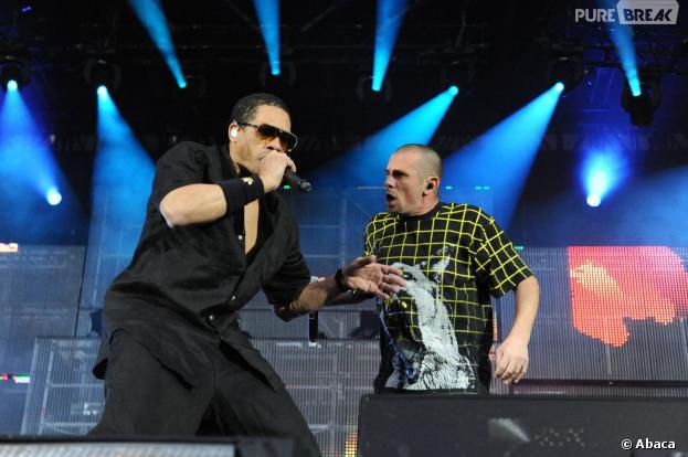 Joey Starr et Kool Shen avaient reformé NTM pour une tournée événement entre 2008 et 2010