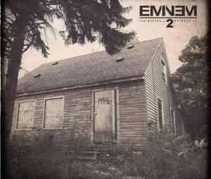 """Eminem : """"The Marshall Mathers LP 2"""", dans les bacs depuis le 5 novembre 2013"""