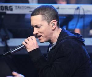 Eminem se moque (gentiment) de Kanye West