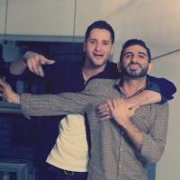 Julien Comblat ft. Kheiron : Monde nouveau, le clip avec des mini super-héros