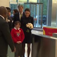 Kate Middleton victime de violences ? Elle fait oeuvre de charité pour la bonne cause