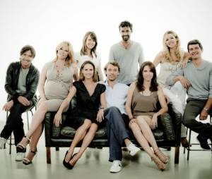 Les Mystères de l'amour saison 5 : Patrick Puydebat dans le rôle de Nicolas