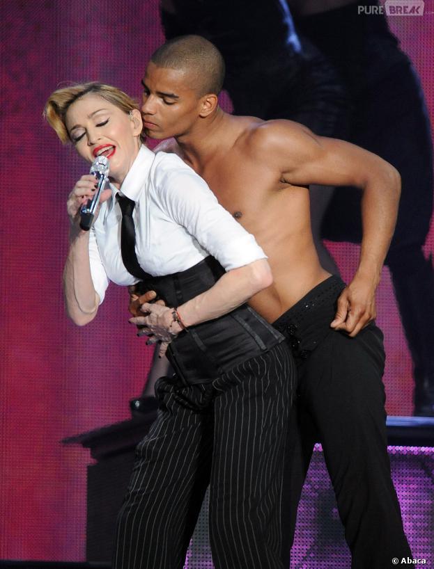Brahim Zaibat : en couple avec Madonna, le candidat de Danse avec les stars 4 a hâte de la retrouver
