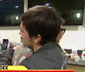 Josh Hutcherson est allée rencontrée une fan