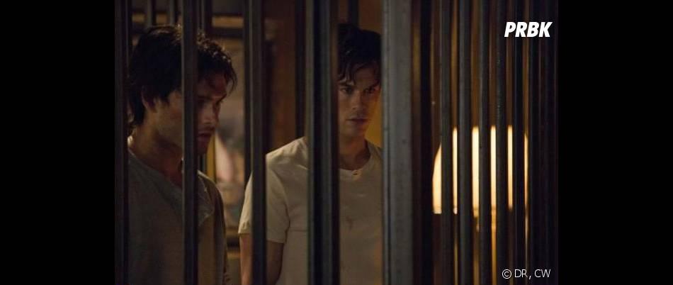 Vampire Diares saison 3 épisode 9 : le passé de Damon dévoilé