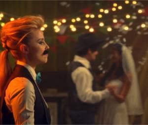 Dianna Agron dans le clip de Just Another Girl de The Killers
