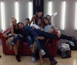 Danse avec les stars 4 : les célébrités reprennent l'entraînement pour la tournée