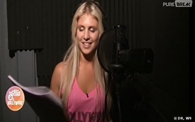 Les Ch'tis à Hollywood : Adixia chante devant le producteur d'Eminem