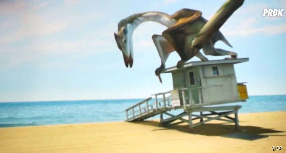 Jurassic Park 4 ou Jurrassic World, à vous de choisir