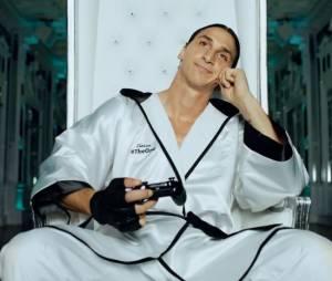Zlatan Ibrahimovic apparaît dans la publicité française de la Xbox One