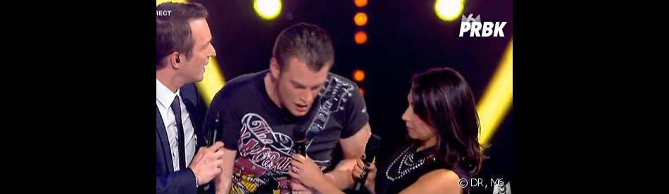 Ice Show : Norbert Tarayre a chuté à la fin de sa prestation