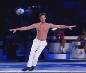 Ice Show : Florent Torres tout en douceur sur la glace