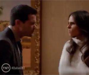 Dallas saison 3 : Christopher VS Elena dans la bande-annonce