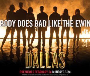 Dallas saison 3 : poster teaser