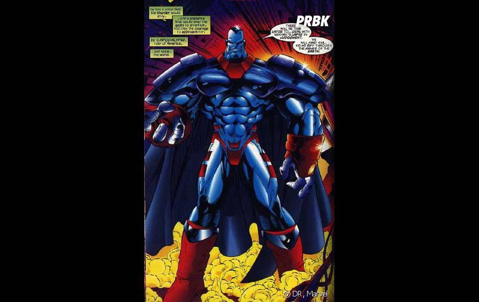 Apocalypse sera le nouveau méchant d'X-Men