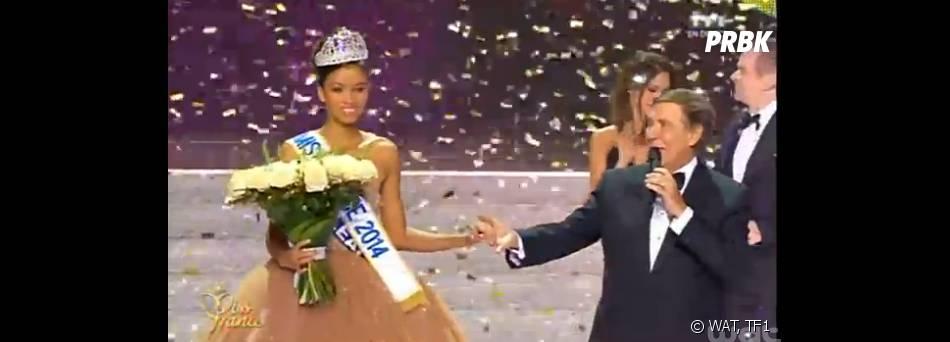 Flora Coquerel, Miss Orléanais, succède à Marine Lorphelin