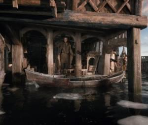 The Hobbit 2 : la Désolation de Smaug - les décors se dévoilent