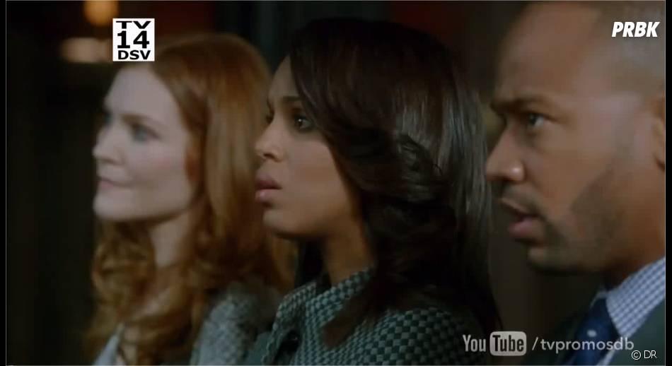 Scandal saison 3, épisode 10 : Abby, Olivia et Harrison dans la bande-annonce