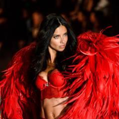 Victoria's Secret 2013 : Adriana Lima, Behati Prinsloo et leurs copines défilent, Adam Levine sous le charme